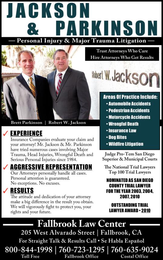 Jackson, Robert W Esq